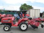 Увидеть foto  Продается японский мини трактор MITSUBISHI MT14S 37149387 в Краснодаре