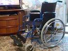 Изображение в   Продам кресло -коляску инвалидную. Модель в Смоленске 6500