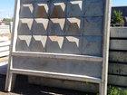 Свежее фотографию Разное Плита забора железобетонная ПО2, 41381148 в Смоленске
