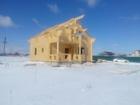 Свежее фото Строительство домов Специалисты СК «Славянский дом» профессионально и по доступной цене построят деревянный коттедж, дом, сруб бани, из профилированного бруса или оцилиндрованного 67764904 в Смоленске