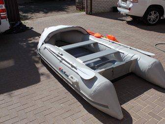 Уникальное фотографию  Надувная моторная лодка Sun Marine SM 360 новая 33199119 в Смоленске