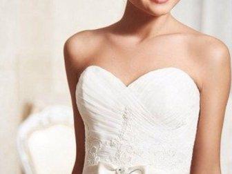 Смотреть изображение  дизайнерское свадебное платье 33355650 в Смоленске