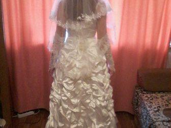 Скачать бесплатно фотографию Свадебные платья Продам свадебное платье в отличном состоянии! 33934396 в Смоленске