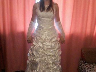 Смотреть фотографию Свадебные платья Продам свадебное платье в отличном состоянии! 33934396 в Смоленске
