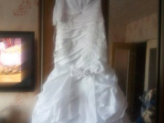 Свежее фотографию  Продам свадебное платье 34626118 в Смоленске