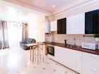 Квартира в доме комфорт-класса с отличным ремонтом, мебелью