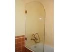 Увидеть фото  Стеклянные складные шторки для ванной 73361191 в Сочи