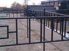Смотреть фотографию Строительные материалы Металлические ритуальные ограды 34670241 в Сольцы