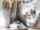 Балдахин шатёр детский на кроватку шатер
