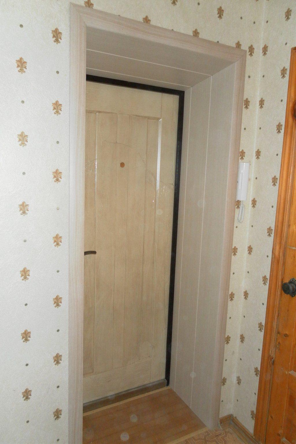 Установка доборов межкомнатных дверей своими руками 78