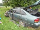 Foto в Авто Аварийные авто Срочно продам автомобиль Мазда 626 после в Старом Осколе 45000