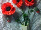 Скачать изображение  Цветы из полимерной глины-интерьерное украшение 32974343 в Ставрополе