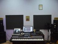 Студия звукозаписи Аранжировка, запись, сведение, мастеринг, звуковое оформление