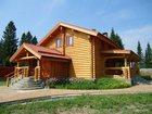 Уникальное изображение Строительство домов оцилиндрованное бревно от производителя 33828517 в Стерлитамаке