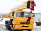 Фотография в Авто Спецтехника Автокран Галичанин КС-55713-1В на шасси КАМАЗ, в Сургуте 7000000