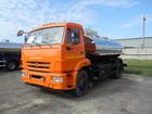 Изображение в Авто Грузовые автомобили Молоковоз (водовоз) на шасси КАМАЗ 43253 в Сургуте 2900000