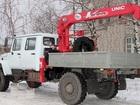 Фото в Авто Грузовые автомобили Технические характеристики автомобиля ГАЗ в Сургуте 0