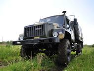 Фургон матерская защитного цвета на ГАЗ 33081 Базовое шасси ГАЗ-33088 «Садко»