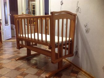 Увидеть фото  Продам детскую кроватку 32548526 в Сургуте