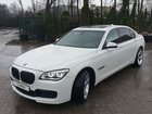 BMW 7 серия 3.0AT, 2013, 150000км