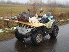 Фотография в Авто Квадроциклы Продам квадроцикл Stels 500 GT, цвет хаки, в Сыктывкаре 230000