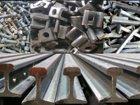 Фото в Сортовой металлопрокат  Швеллер Из наличия г. Таганрог рельсы крановые длина в Таганроге 61800