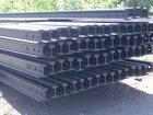 Фото в   Из наличия г. Таганрог рельсы крановые длина в Таганроге 77200