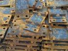 Уникальное фотографию  Срочно реализуем материалы ВСП , рельсы из наличия - c сертификатами 68353310 в Ростове-на-Дону