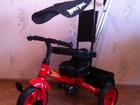 Скачать бесплатно foto  Детский трехколёсный велосипед с ручкой, 35302002 в Тамбове