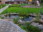 Фото в Строительство и ремонт Ландшафтный дизайн Осуществляем строительство водоемов и прудов в Тамбове 0