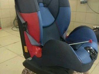 Детское кресло бу 4 года в отличном состоянии , Состояние: Б/у в Тамбове