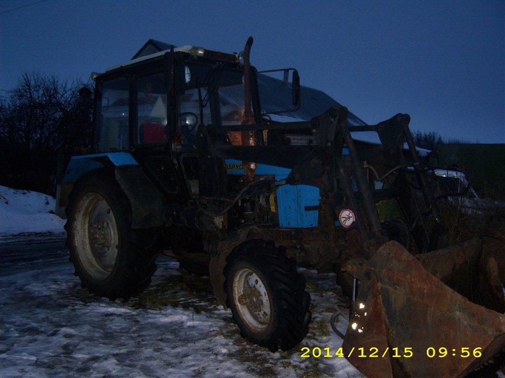 Трактор МТЗ 82.1 - купить в Тюмени, фото, комплектации.