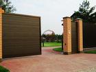 Скачать бесплатно фото  Откатные ворота, Изготовление и монтаж, 35788674 в Тюмени