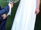 Увидеть изображение Свадебные платья Продам белое свадебное платье в греческом стиле 37384341 в Тюмени