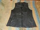 Новое изображение Женская одежда Кожаный жилет 38024275 в Тюмени