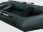 Просмотреть изображение Дома отдыха Лодка надувная двухместная ПВХ Альфа 25 39265662 в Тюмени