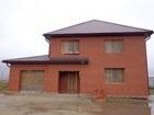 Смотреть фотографию  Коробка коттеджа 200 кв, м, на земельном участке 9 сот, ИЖС 41285380 в Тюмени