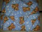 Бортики в кроватку одеяло подушка простыня