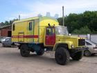 Скачать бесплатно фотографию Грузовые автомобили Аварийно-ремонтная служба на базе ГАЗ 33081 73115664 в Тюмени