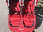Прогулочная коляска для двойни Baby Jogger CityMin