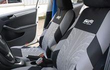 Чехлы сидений на Daewoo Gentra