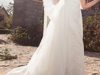 Уникальное фото  Свадебное платье 38732606 в Тюмени