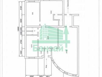 49962958 В базе агентства недвижимости Банзай,  Предлагается к продаже офисное помещение в центре города,  Помещение находится на первом этаже жилого дома, Вход в Тюмени