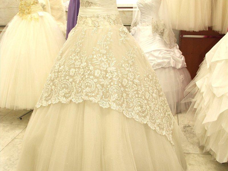 Свадебное Платье Купить Размер 46