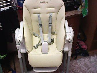 Уникальное изображение  продам стульчик для кормления 34166080 в Тольятти