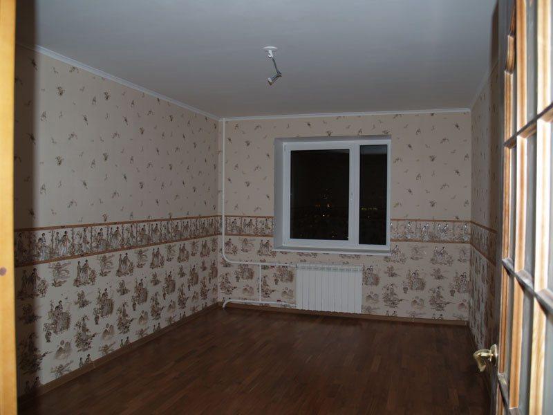 Ремонт в комнате своими руками фото варианты