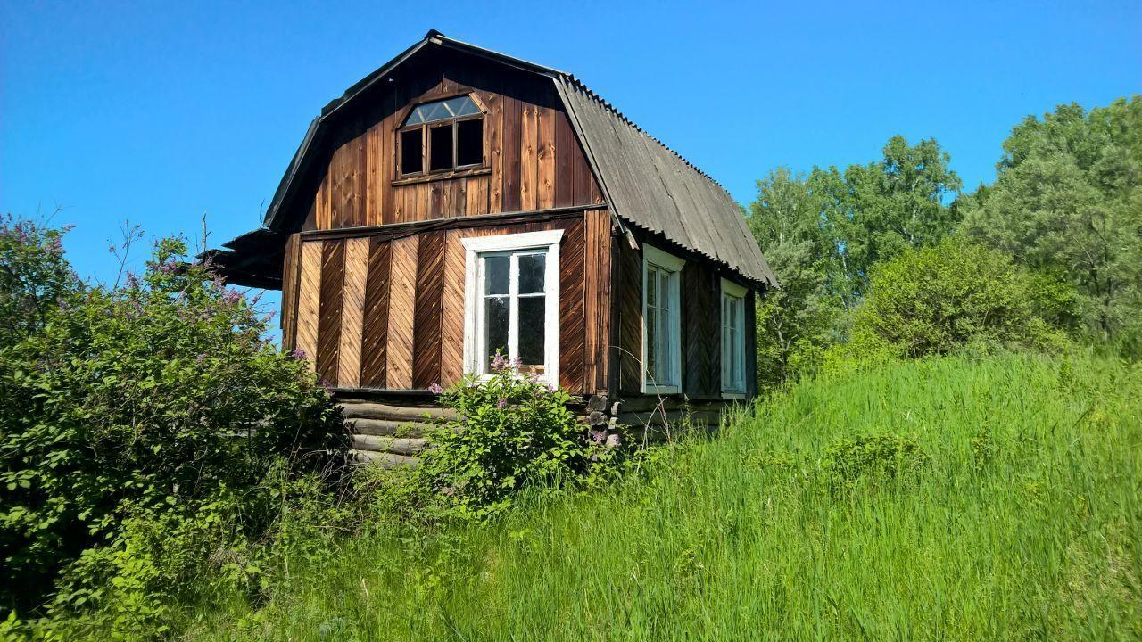 Дом на даче в томске