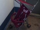 Новое изображение  Продам детскую коляску трость,не дорого! 38636772 в Томске