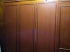 Смотреть фотографию Мебель для спальни Шкаф 3-створчатый с антресолями 50984434 в Томске