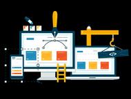 Создание посадочных страниц, блогов, сайтов для бизнеса Создание посадочных стра